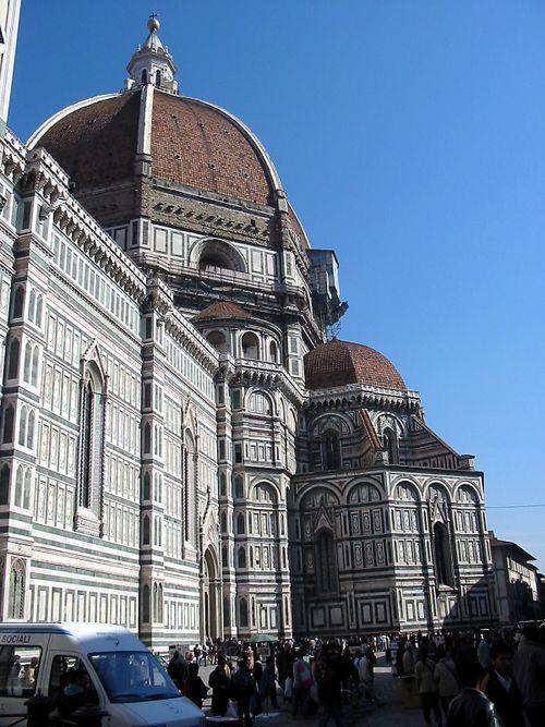 Il duomo alla Firenze